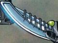 Comic Tanma's Power Sword