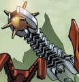 Comic Thornax Launcher