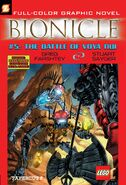 BIONICLE 5 The Battle of Voya Nui