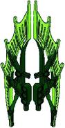 Set Razor-Edge Shield