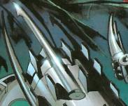 Comic Tri-Talons