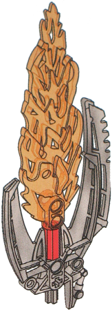 Set Flame Sword