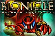BIONICLE Matoran Adventures Main Screen