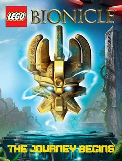 BIONICLE The Journey Begins Cover