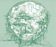 Concept Art Cavern of Jungle