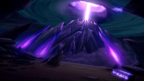 JTO The Black Volcano Rising 2
