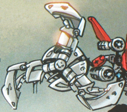 Comic Rotating Blades (Tahu)