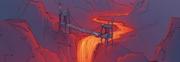 Lava Chamber Gate