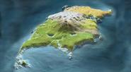 Mata Nui Aerial