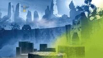 Ancient City Arena Background