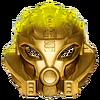 Golden Uniter Mask of Stone
