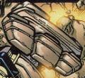 Comic Stone Shield