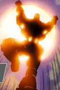 Comic Great Spirit Teridax Arriving on Bara Magna