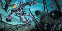 Hydraxon Comic