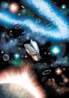 Ignika in Space