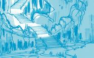 Concept Art Cavern of Ice