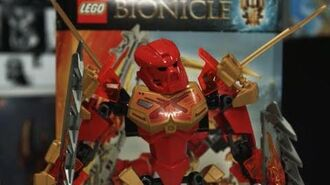 Tahu - LEGO Inside Bionicle - Designer Video