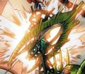 Comic Razor-Edge Shield