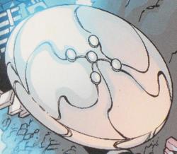 Comic Ice Shield
