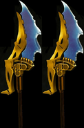 Set Water Blades