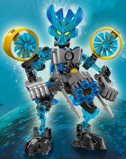 CGI Protector of Water Pose