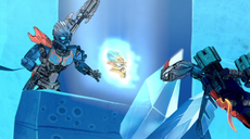 Gali Finding Golden Mask