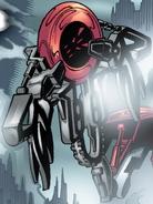 Comic Vakama's Disk Launcher
