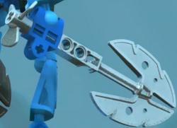 Aqua Axe Animation