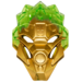 Golden Uniter Mask of Jungle