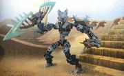 CGI Glatorian Gelu in Arena Magna