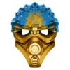 Golden Uniter Mask of Water