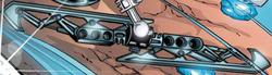 Comic Ice Blade