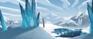 TAOLB Region of Ice