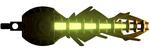 Energized Fire Sword
