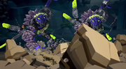 BJTO-Quake Beasts earth powers