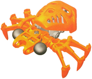 Set Rahi Orange Fikou