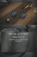 Metal Station