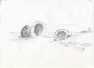 Beach Cannister