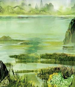 Location Swamp of Secrets