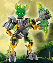 CGI Protector of Jungle Pose