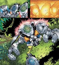 Comic Fusions