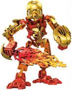 Golden Armor Tahu