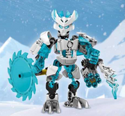 CGI Protector of Ice Pose