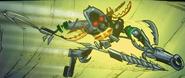 Comic Laser Lance