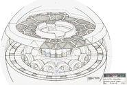 LoMN Concept Art Chute Control Station