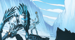 AOSR Ice Tribe Warriors