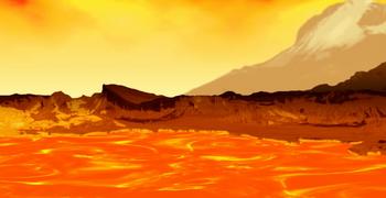 Lake of Lava