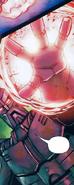 Comic Teridax Using Gravitic Power