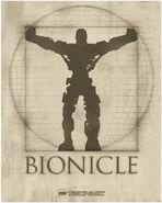 Advance BIONICLE early logo