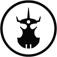 Symbol Piraka Reidak